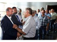 AK Parti Selçuklu'da mahalle başkanları toplandı