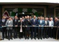 Konya'nın ilk 'Millet Kıraathanesi' açıldı