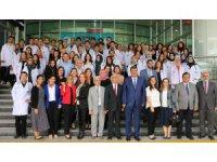 KTO Karataylı, doktor adaylarının beyaz önlük heyecanı