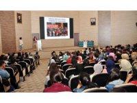 NEÜ Sağlık Bilimleri ve Hemşirelik Fakültelerinde tanışma toplantısı gerçekleştirildi