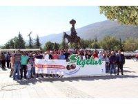 Üniversite öğrencilerine Akşehir tanıtım gezisi