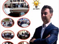 Mustafa Zavlak çalışmalarını hız kesmeden sürdürüyor