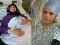 Kayseri'de kaza yapan Eskilli anne-kızdan haber var!