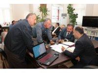 Beyşehir'de halk günü toplantıları sürüyor