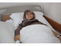 Üçüncü ameliyatından sonra ağrılarından kurtuldu