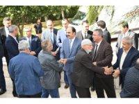 Başkan Altay Cuma Buluşması geleneğini sürdürüyor