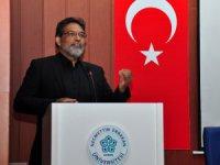 Prof. Dr. Waghid NEÜ'de İslam dünyasındaki eğitimi ele aldı