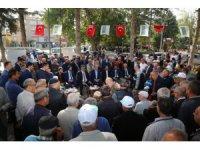 """Başkan Altay: """"İlçelerimizin çehresini değiştirecek yatırımlar yapıyoruz"""""""