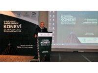 Konya'da 3. Uluslararası Sadreddin Konevi Sempozyumu başladı