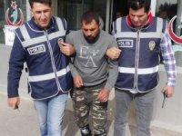 Aksaray'da otomobil çalan hırsızlar bir saatte yakalandı