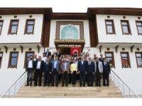 KOMEK ve ASEM ilçelere değer katıyor
