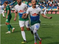 Çaykur Rizespor: 1 Atiker Konyaspor: 1 (Maçtan dakikalar)