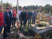 Eskil'de Ülkücü Gençlik'ten Anlamlı Davranış