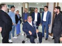 """Başkan Altınsoy: """"AK Parti olarak önceliğimiz hizmet"""""""