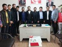 Eskil AK Parti Gençlikte Devir Teslim Töreni Yapıldı