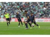 Atiker Konyaspor:0 - Medipol Başakşehir: 1 (Maçtan dakikalar)