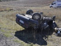 Konya'da 3 araç kazaya karıştı: 1 ölü, 5 yaralı