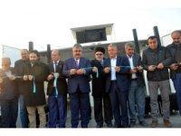 Ereğli'de yapımı tamamlanan hayvan pazarının açılışı yapıldı