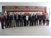 KGTÜ'DE Divle Obruğu Tulum Peyniri için toplantı düzenlendi