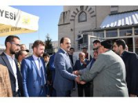 """Başkan Altay: """"Hemşehrilerimizle iç içe olmak bize güç veriyor"""""""