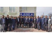 AK Parti Aksaray'da seçim çalışmalarına başladı