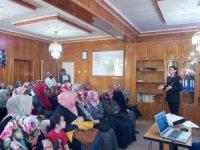 Jandarma'dan Kadınlara Seminer