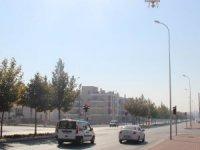 Droneli polislerden 74 sürücüye 19 bin lira ceza