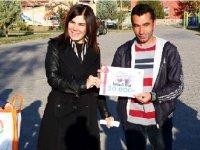 Aksaray'da 21 Genç Üreticiye 105 Adet Düve Dağıtıldı
