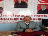 Kalp Krizi Geçiren MHP'li İlçe Başkanı Yaşam Mücadelesini Kaybetti