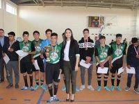 Futsal ve Voleybol Şampiyonları Belli Oldu