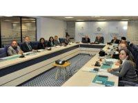 NEÜ Kalite Komisyonu Değerlendirme Toplantısı gerçekleştirildi