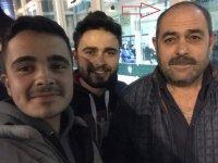 Eskilli vatandaşı ölüm otobüste yakaladı