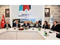 NEÜ 2018 Güz Dönemi değerlendirme ve bilgilendirme toplantısı gerçekleştirildi