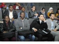 Selçuk'ta yabancı öğrencilere bilgilendirme toplantısı yapıldı
