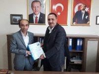 Ramazan Yarar AK Parti Eskil İl Genel Meclis Üyesi Aday Adayı Oldu