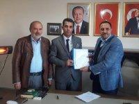 Çevreci Ahmet Sanlav AK Parti Eskil İl Genel Meclis Üyesi Aday Adayı Oldu
