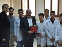 Eskil Belediyesi'nin eğitime desteği sürüyor