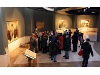 İslam Sanatları Yarışması'nda dereceye giren eserler Konyanüma'da sergileniyor