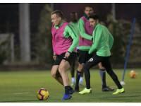 Konyaspor, Kasımpaşa maçı hazırlıklarına başladı