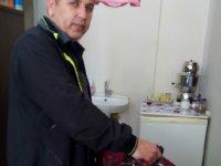 Aycan Mercan Baba Mesleğini Başarıyla Sürdürüyor