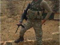Eskilli Uzman Çavuş'tan Afrin'nden Eskil'e selam var!
