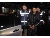 """Hırsızlık şüphelisinden gazetecilere, """"Konya'ya beni meşhur et"""""""