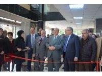 """Konya SMMMO'da """"Engelsiz Sanat"""" sergisi açıldı"""