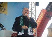 """Cumhurbaşkanı Erdoğan: """"Trump ile görüştük, kendisi de olumlu cevap verdi"""""""