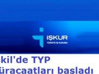 Eskil'de TYP müracaatları başladı