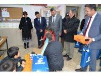 MEDAŞ'ın 'Kardeş Okul' projesi sürüyor