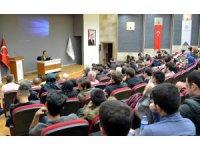 """Selçuk'ta """"Konya Meram Bağları ve Kışa Hazırlık""""  konferansı"""