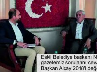Başkan Alçay'dan sürece ilişkin önemli açıklamalar