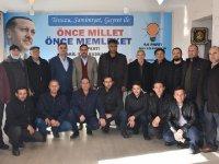 Bülent Koyuncu AK Parti Eskil İl Genel Meclis Üyesi Aday Adayı Oldu