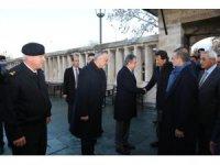Pakistan Başbakanı İmran Khan Mevlana Müzesi'ni ziyaret etti